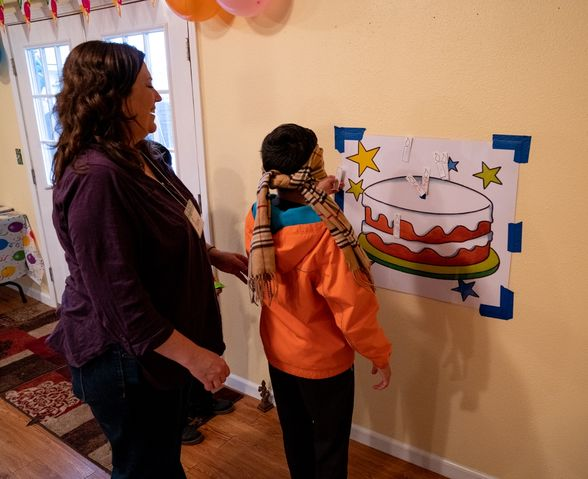 Pin the Candle on the Cake 3