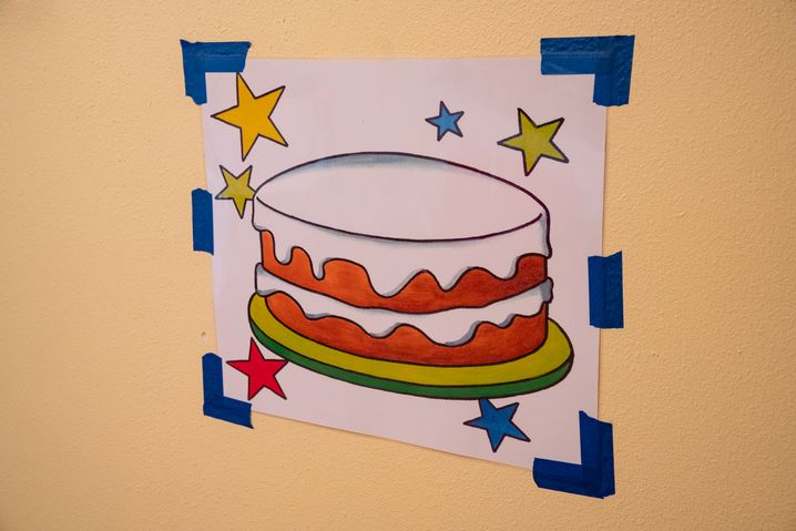 Pin the Candle on the Cake